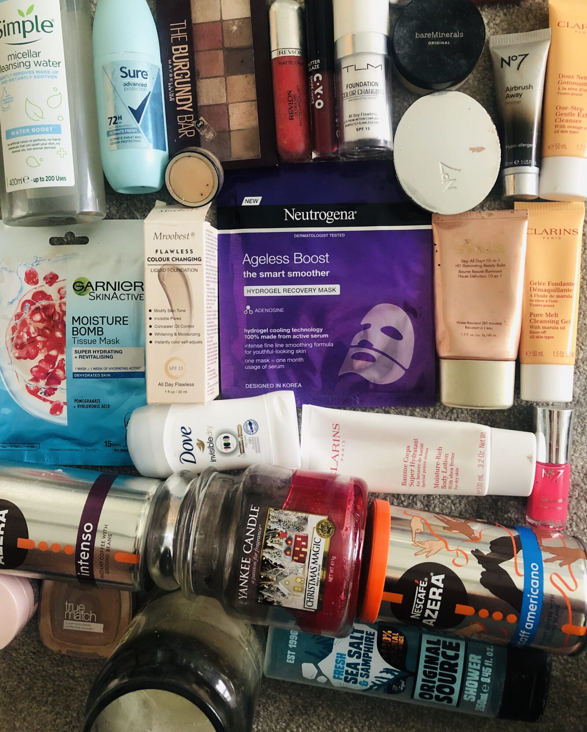 Dangerous cosmetics for wombs