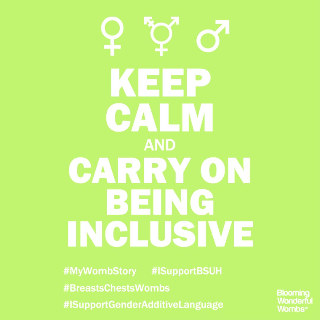 Gender Inclusive Language - inclusive